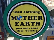 古着屋MOTHER EARTH