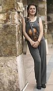 ヴァイオリニスト、ナージャ