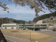 鹿角市立尾去沢中学校