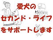 愛犬のセカンドライフをサポート