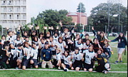 千葉大学女子ラクロス部2011