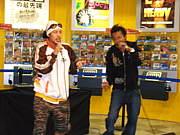 ゜+☆★GACKY&Mr.T★☆+゜