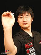 プロダーツプレイヤー後藤健太郎