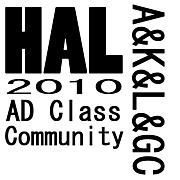 HAL東京2010 AD12A&K&L&GC