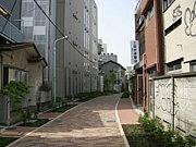 宇田川遊歩道