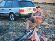 Life with RANGE ROVER  P38A