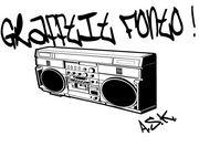 Graffiti font!