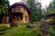 コブ・ハウス 土で建てた家