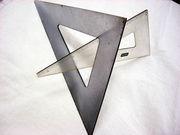 なぜか三角定規