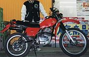 WE LOVE HONDA XL250S!!!!!