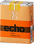 タバコは断然echo(エコー)派