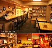A/Z ブックカフェ