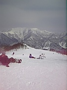夏スキーっていいじゃない!!