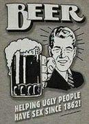 ビールを飲んで人口増!