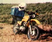 農業バイク愛好会?