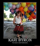 Kari Byron [怪しい伝説]