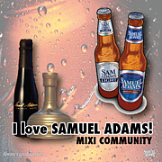 I love SAMUEL ADAMS !