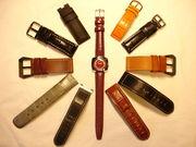 腕時計・革ベルト派