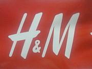ひーくんと宮ちゃんでH&M!