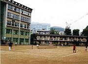 新宿高校ソフト(軟式)テニス部
