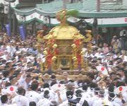 京神輿 <京都の神輿祭り!!>