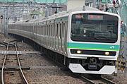 E231系 常磐快速線/成田線
