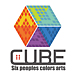 CUBE -Six peoples colors arts-