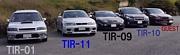 TIR-11 with. SKYLINE GT-R