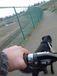 犬と自転車