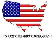 アメリカで買い付けて商売したい