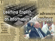 Learning English on IT IT英語