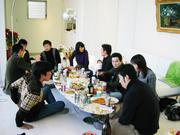 大塚邸桜まつり!(時限コニュ)