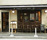 麻布十番 CAFE LIFE CAFE