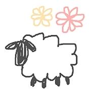 市川和則/羊毛さん