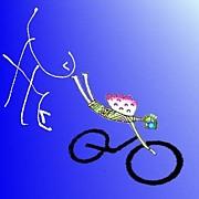 飛行自転車倶楽部『風漂流』