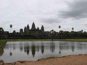 カンボジアの建築