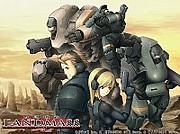 攻速機戦LANDMASS -ランドマス-
