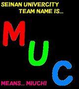 ☆MUC(MIUCHI)☆