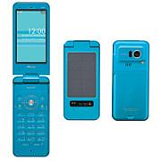 au「SOLAR PHONE SH007」