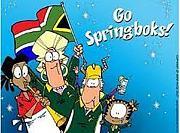 GO!! SPRINGBOKS!!!
