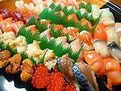 寿司食べに行こうぜ!!