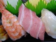 最高の寿司