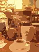 コーヒー畑でほっこり