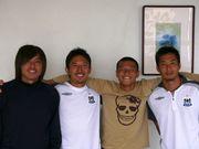 ガンバの誇る日本代表選手!!