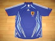 サッカー日本代表 to 2008