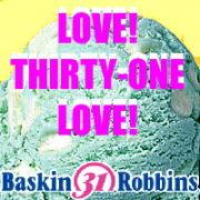 LOVE! THIRTY-ONE LOVE!