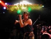 Reggae DJ&SINGER&SING J