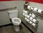 トイレを流す時の音が怖い