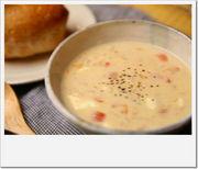 スープで心も体もあったまる〜