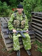 ソビエト・ロシア装備なサバゲー